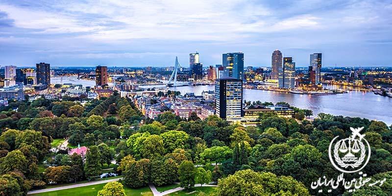 ثبت شرکت در کشور هلند