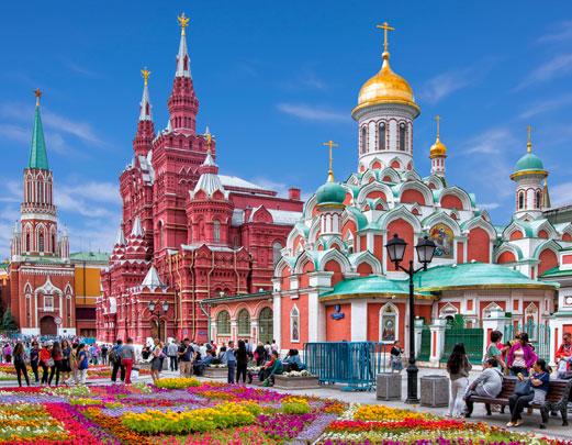 مهاجرت کشور روسیه