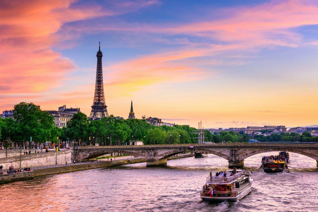 نمایی از فرانسه