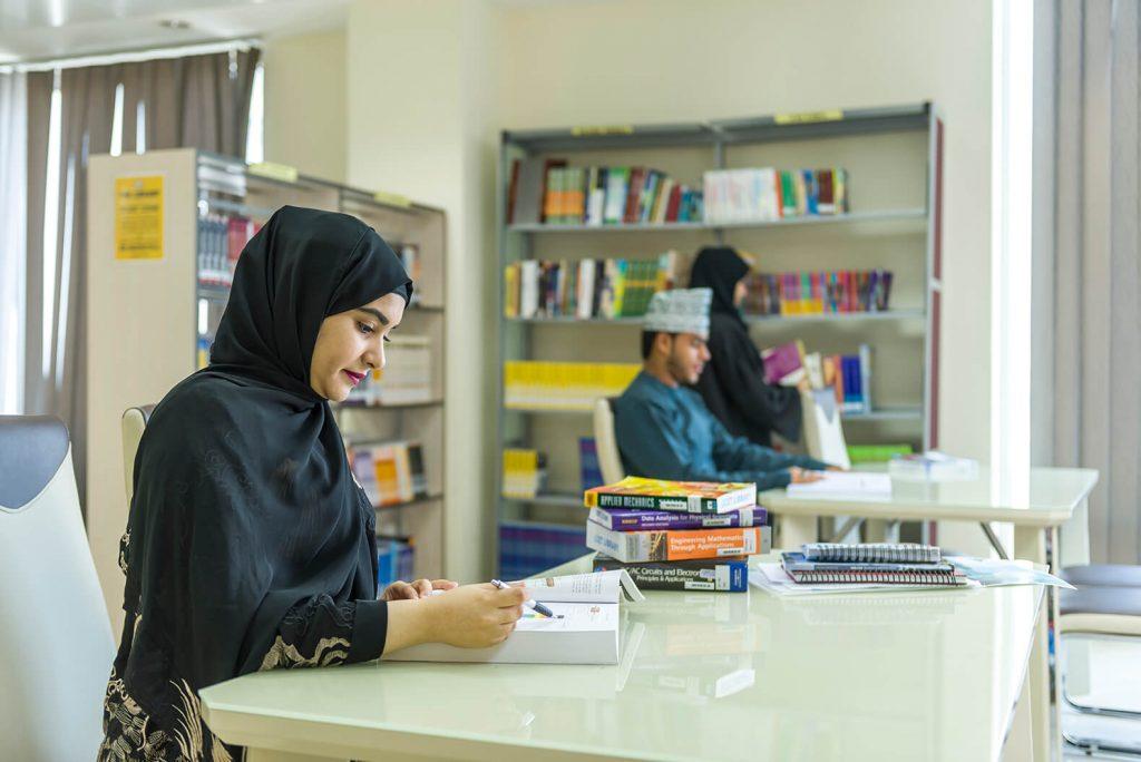 کار دانشجویی در عمان