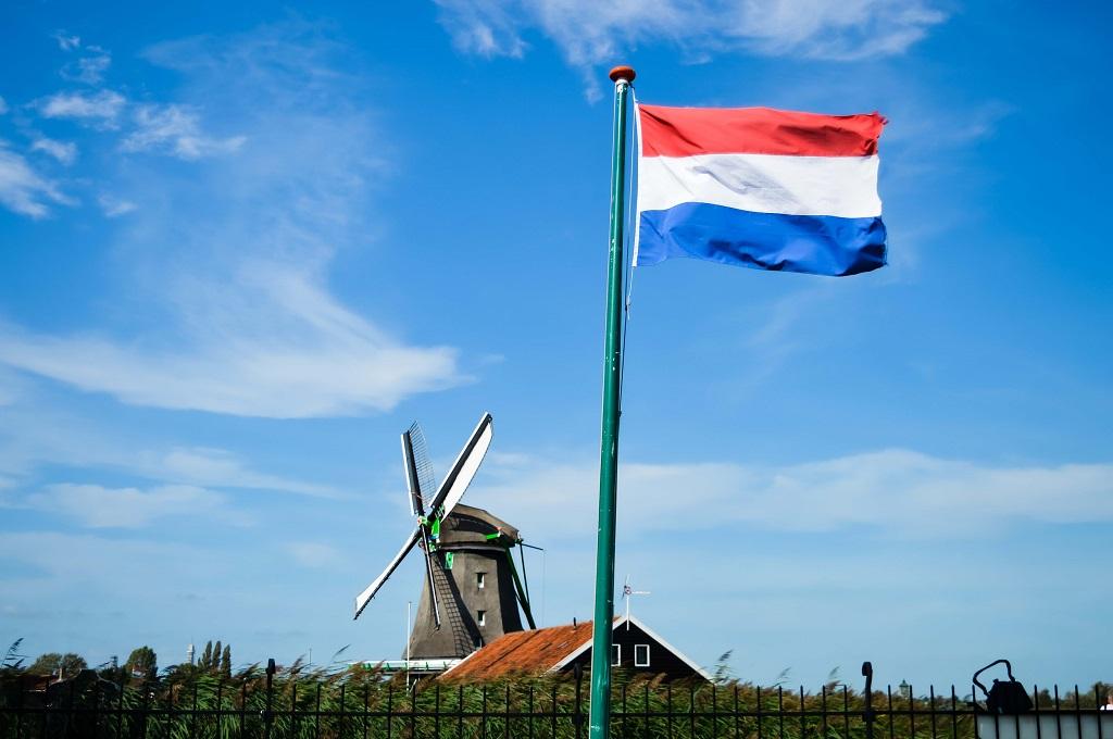 پرچم کشور هلند