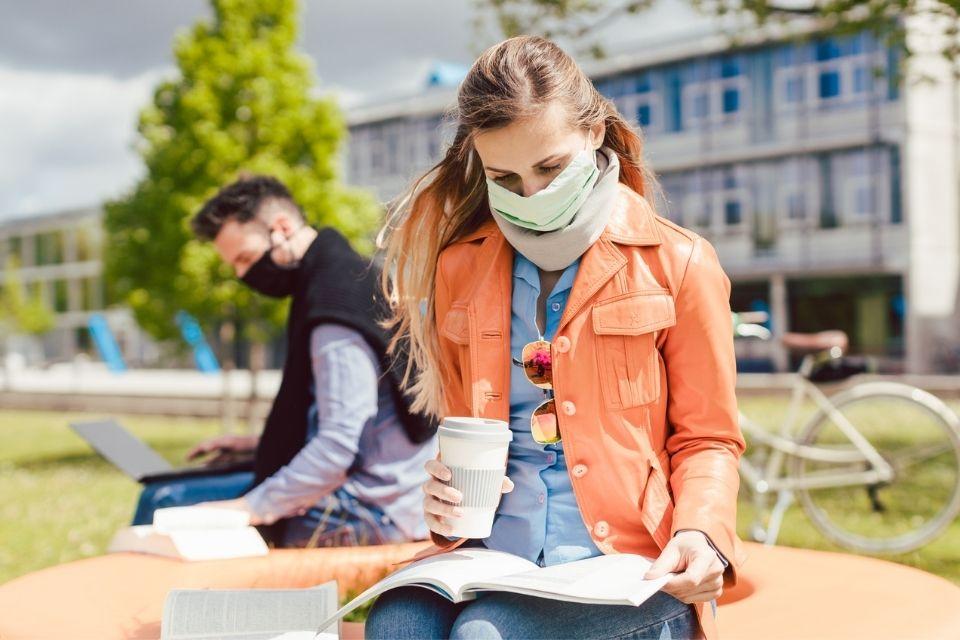 دانشجویان در انگلستان